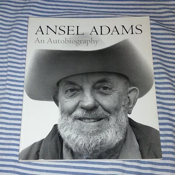 Book    Ansel Adams